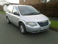 2005 Chrysler grand voyager crdi