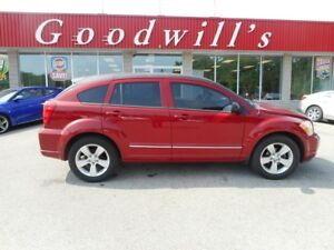 2010 Dodge Caliber SXT! LOW KM! MAINTAINED WELL! HEATED SEATS!