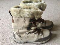 Hi Tec fur ladies boots 42