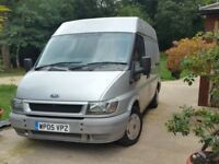 Ford Transit, MWB, High roof- very reliable runner