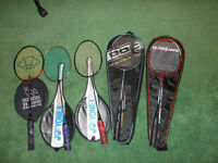 Badminton bundle £25