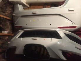 2011 Seat Leon Bumpers