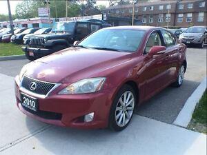 2010 Lexus IS 250 AWD NAVIGATION-CAMERA-AWD