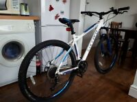 Carrera mountain bike - as new