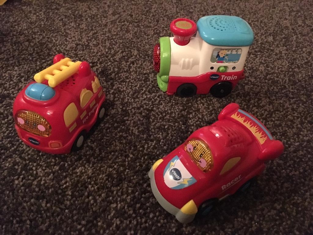 Vtech toot toot vehicles
