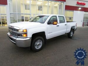 2016 Chevrolet Silverado 2500HD Crew Cab 4X4 Short Box