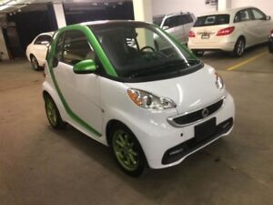 2014 smart fortwo NAVI SYS-A/C-SUNROOF