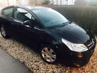 2006 06 Citroen c4 vtr coupe only £595
