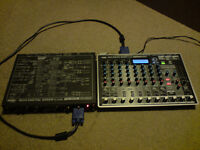 Edirol M-16DX Digital Mixer By Roland (OPEN TO OFFERS) Coaxial/Optical/USB Audio