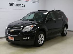 2012 Chevrolet Equinox AWD with Back up Camera