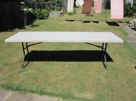 8 ft table for sale