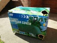 Maypole Caravan cover 14-17ft