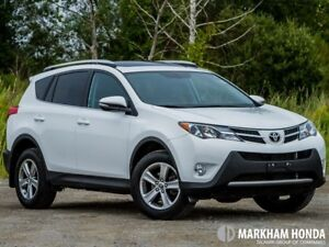 2015 Toyota RAV4 AWD XLE - SUNROOF|CLOTH|HEATED FRONT SEATS