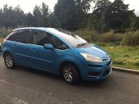 CITROEN C4 PICASSO 2.0 HDI Exclusive Semi-auto