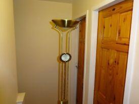 Gold Bronze Lamp