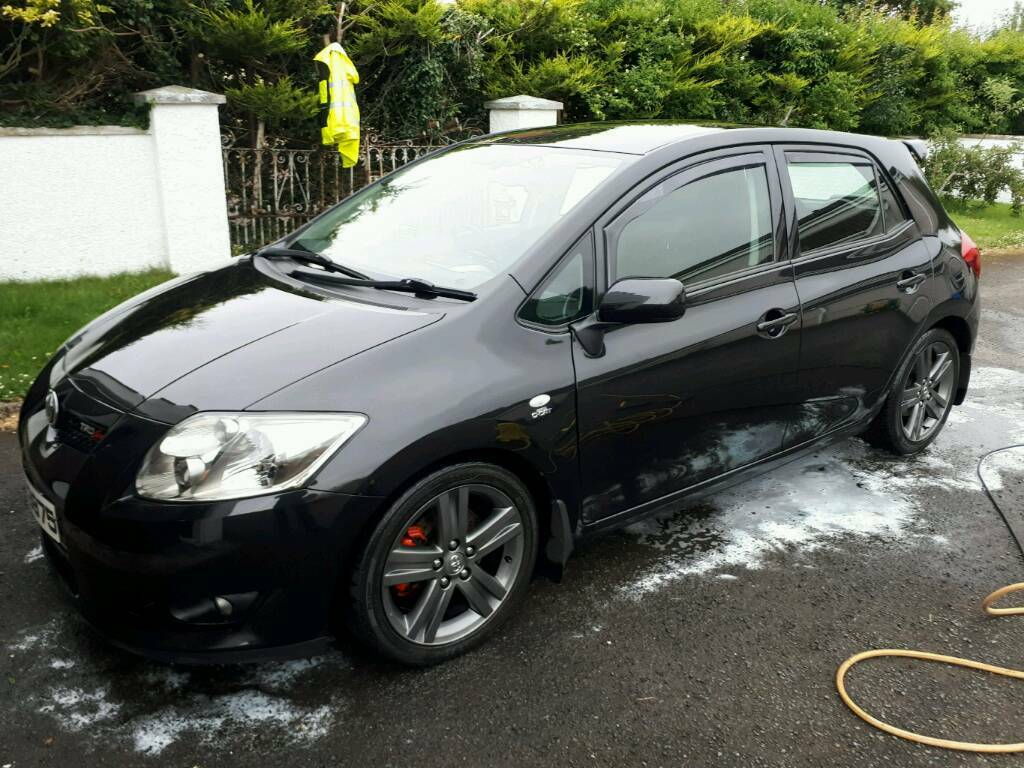Toyota Auris Sr180 Remaped 215bhp Low Miles In Lisburn County Antrim Gumtree