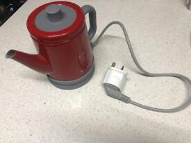 Small handy electric kettle