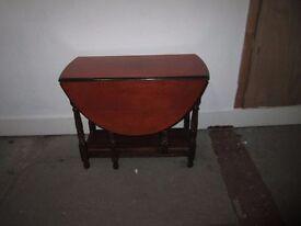 Drop Leaf Table I.D. No. 30/3/17