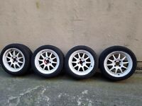 4x 195/50R16 Tyres Excellent tread CHEAP