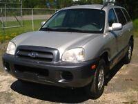 2005 Hyundai Santa Fe GL V6