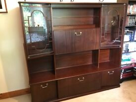 Display Cabinet/Drinks Cabinet