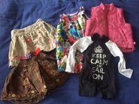 Girls 1.5 year bundle of 5 items
