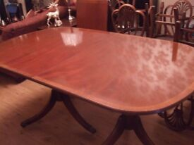 Regency style Dining table