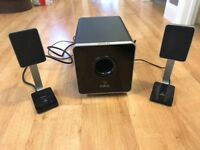 Focal speakers and subwoofer