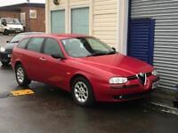 Alfa Romeo 156 jtd 2.4 td low mileage
