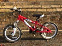 Kids Carerra bike