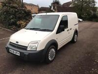 Ford transit connect 2006 /56 -1.8 Tdci - full mot-ready for work-part ex welcome