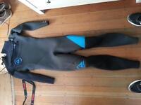 wetsuit Quiksilver 3/2 Mens AG47 Performance £170