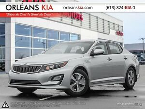 2015 Kia Optima Hybrid LX 0 DOWN $168 BI-WEEKLY !!
