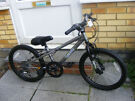 "BOYS 20"" WHEEL BIKE IN GREAT WORKING CONDTION AGE 7+"