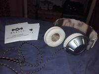 Marley Headphones.