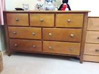 large chest of drawers /sideboard