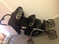Safety 1st pushchair buggy stroller foldable and fully working