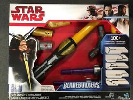 Yellow Star Wars bladebuilder