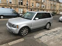 02 Plate With Full 12 Plate Conversion Range Rover vogue motd GEARBOX Problem