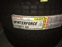 NEW winter tires 215/55-R17