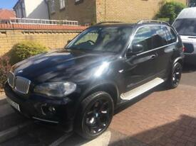Stunning Black BMW X5 E70 SE Petrol Low Mileage HPI Clear 4x4 Fully Loaded