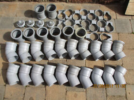 "3"" / 82mm Plastic pipe fittings"