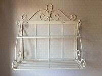 Decorative shelf unit