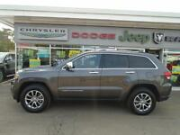2014 Jeep Grand Cherokee Limited Leather Interior/Sunroof