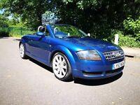 Audi TT 1.8 turbo 12 months warranty