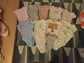 Baby clothing bundle 38 items make an offer