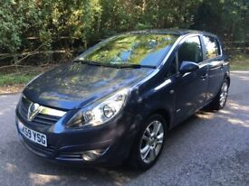 Vauxhall Corsa 1.2 SXi - one lady owner with FULL Vauxhall service history