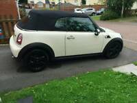 Mini One Convertible 2012 Pepper Pack