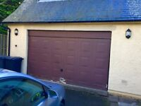 Garador Georgian 1370 Garage Door!