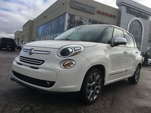 2015 Fiat 500L Lounge - Panoramic Sunroof - Navigation - Back Up